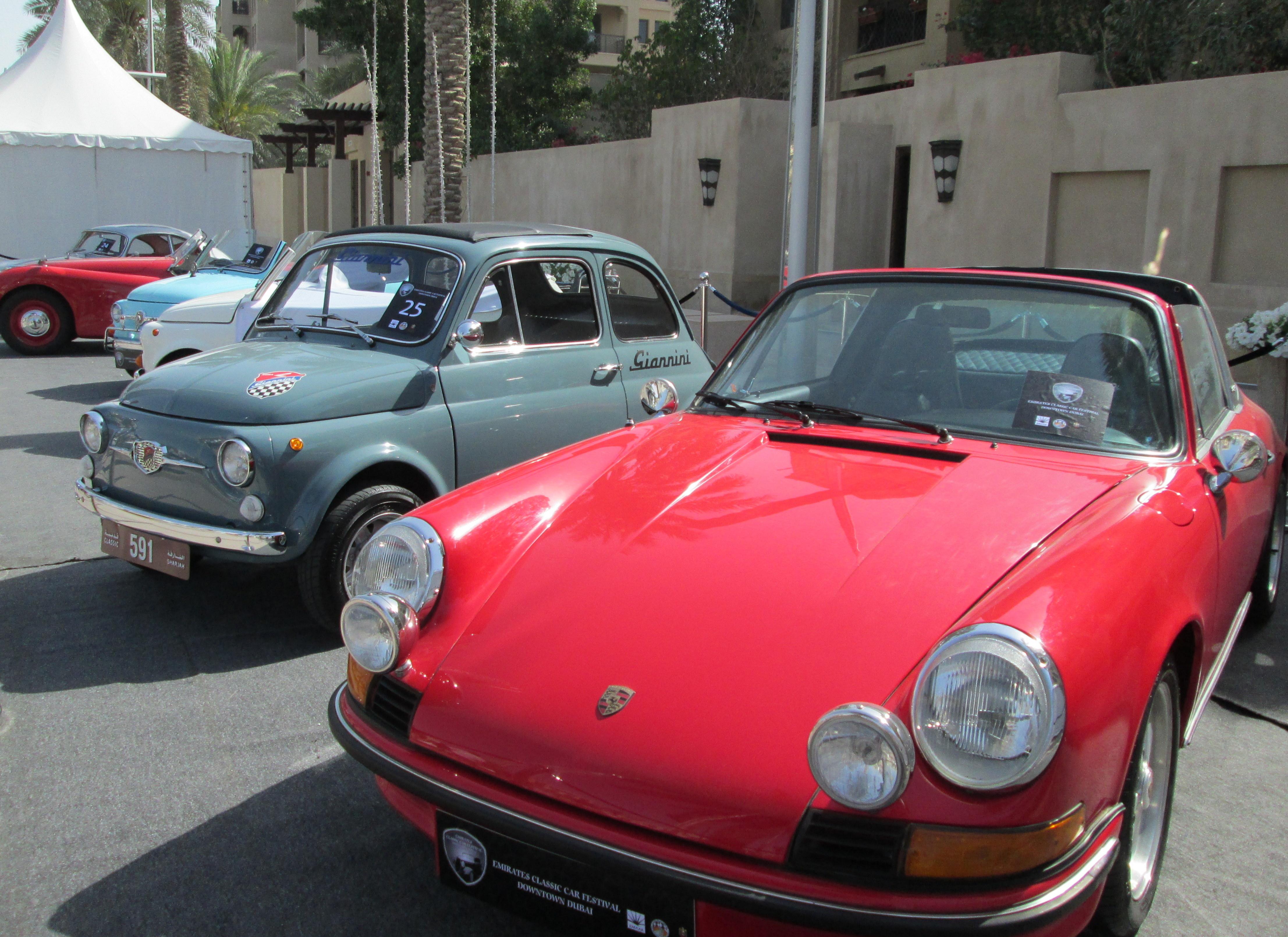 Auto Trader Luxury Car Show   Diary of a Desert Fox