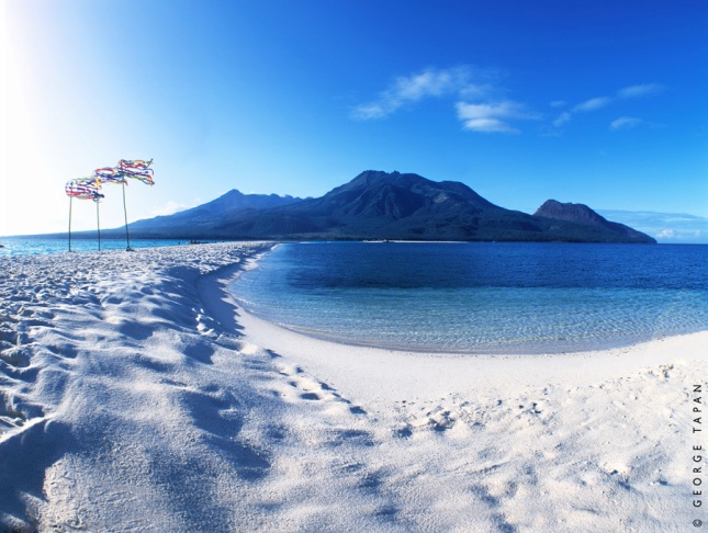 Be blown away by the bountiful beautiful beaches in Camiguin