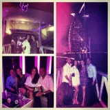 360 Club, Jumeirah Beach Hotel